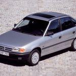 Opel Astra F 1 6i 75 Hp